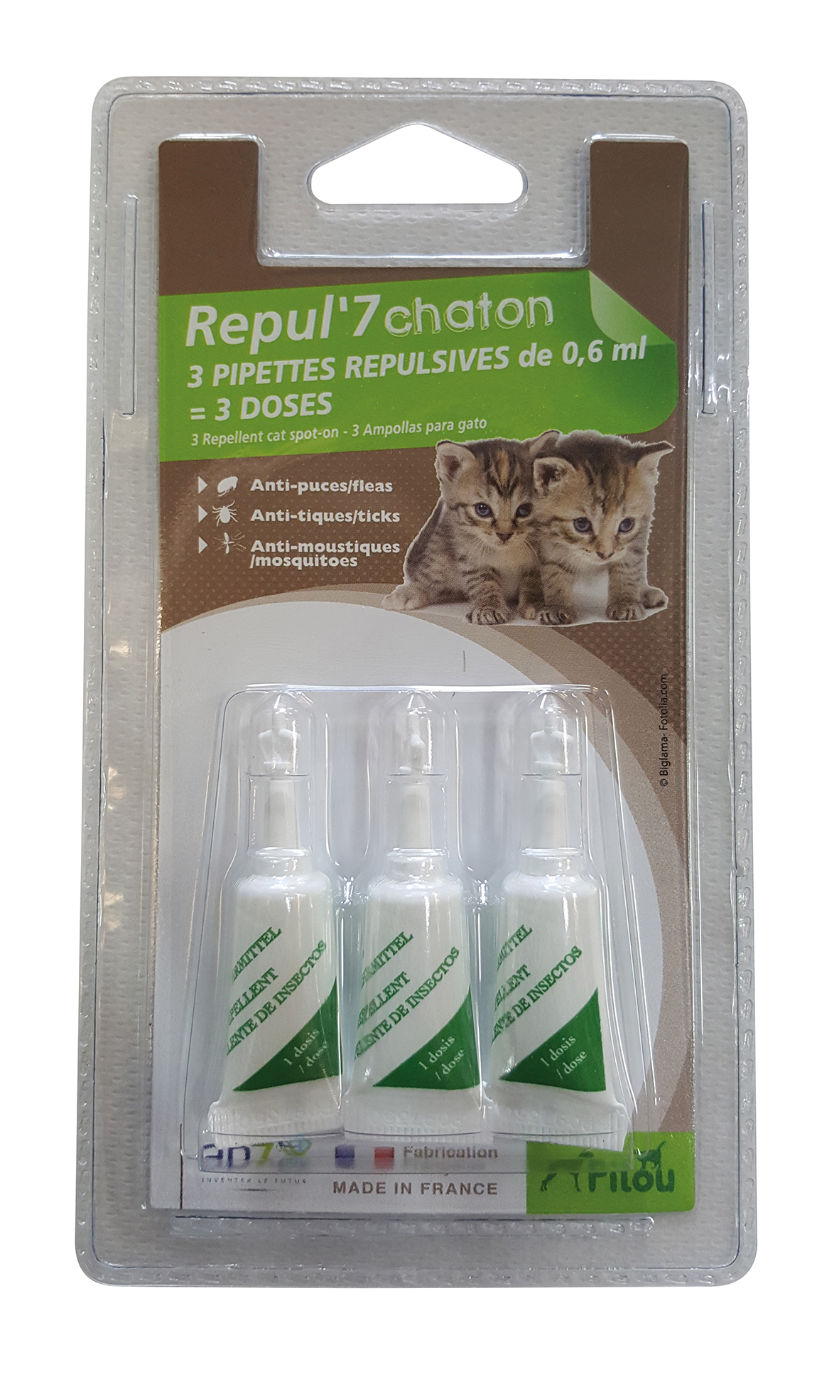 173856 pipette chaton 3x0,6ml PILOU2